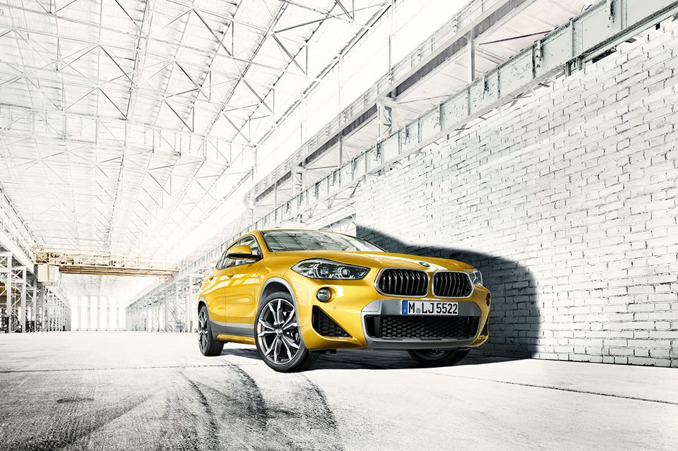 Behold Newly Launched BMWX2 | Now Available For Booking.