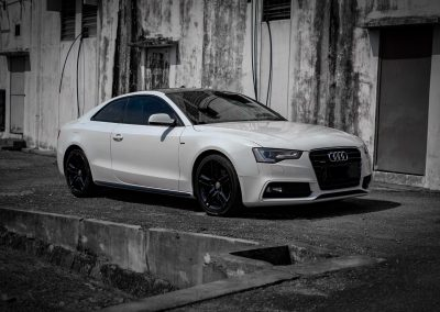 Audi A5 Quattro S-line 2012