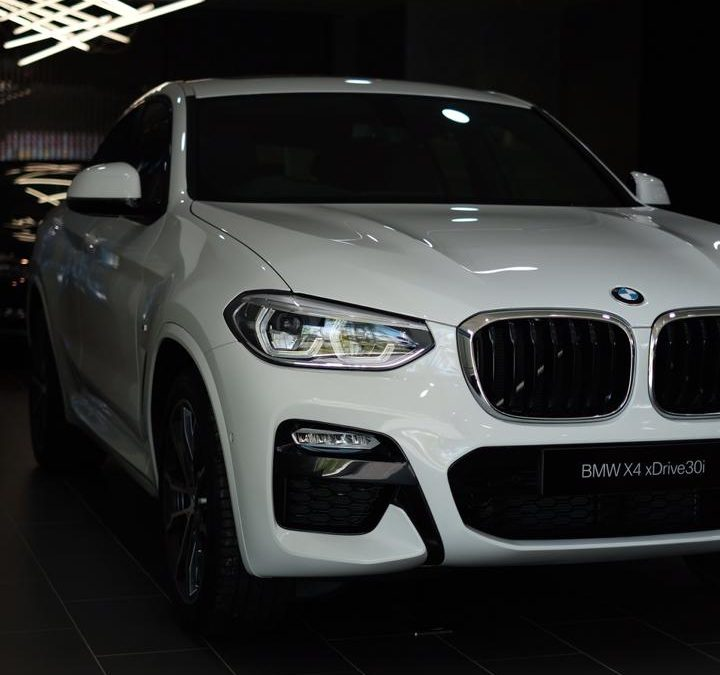 The All New BMW X4 | Book Now.