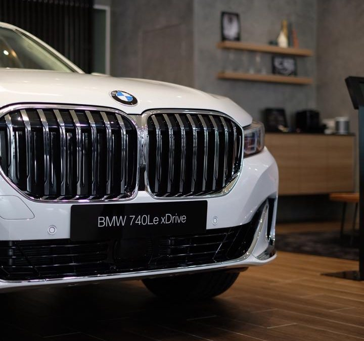 New Luxurious BMW 7 series | Book now.