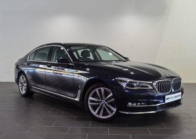 2019 BMW 740 Le xDrive
