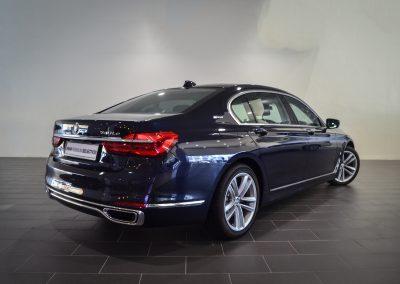 BMW 740 Le BLUE (5)