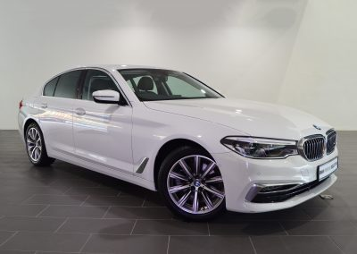 2019 BMW 520i Luxury