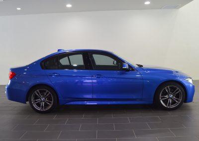 2019 BMW 330i Limousine (CBU)