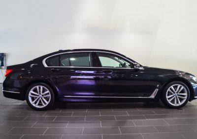 BMW 740 Le BLACK