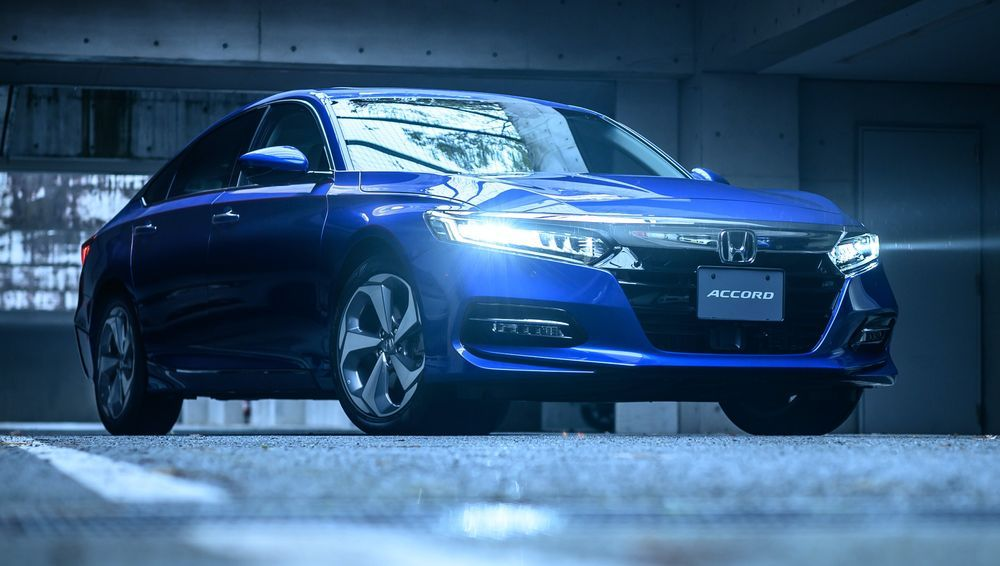 All New Honda Accord 2020 | Open For Booking.