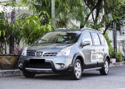 2011 Nissan Livina X-Gear 1.6L A/T