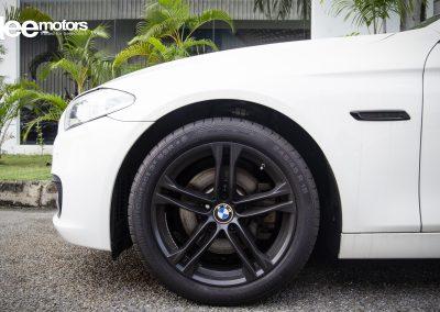 BMW520i M SPORT 1 (8)
