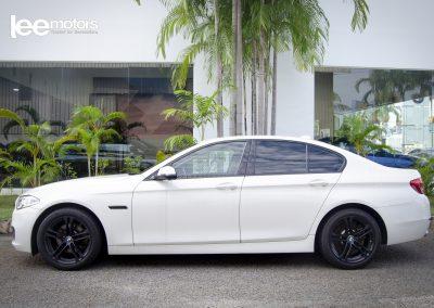 BMW520i M SPORT 1 (9)