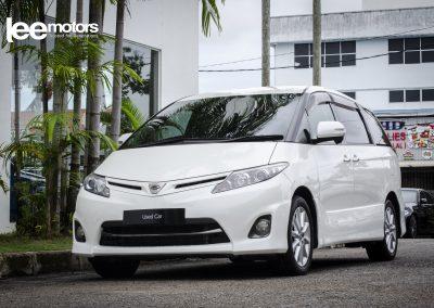 2009 Toyota Estima 2.4