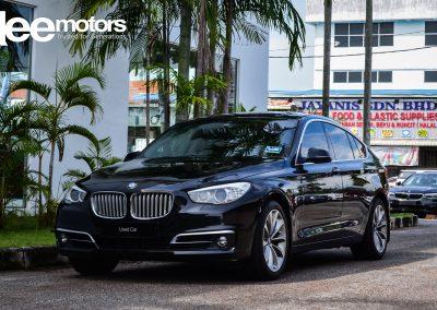 2014 BMW 528i Gran Turismo