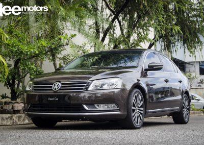 2012 VW Passat 1.8