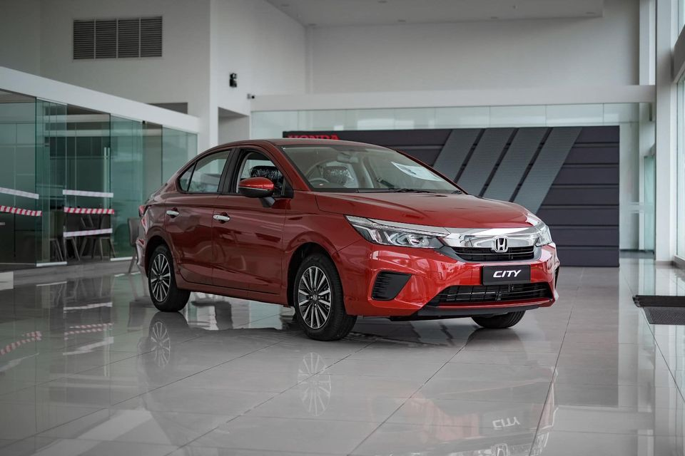The All new Honda City RS | Open For Booking