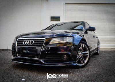 2009 Audi 1.8TFSI