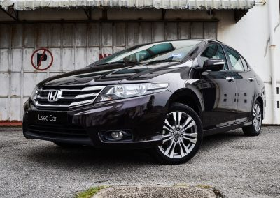 2012 Honda City 1.5L