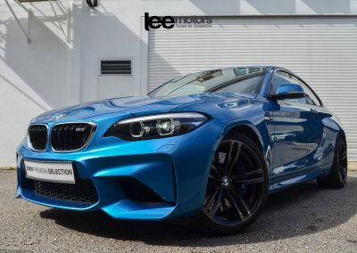 2018 F87 BMW M2 Coupe LCI