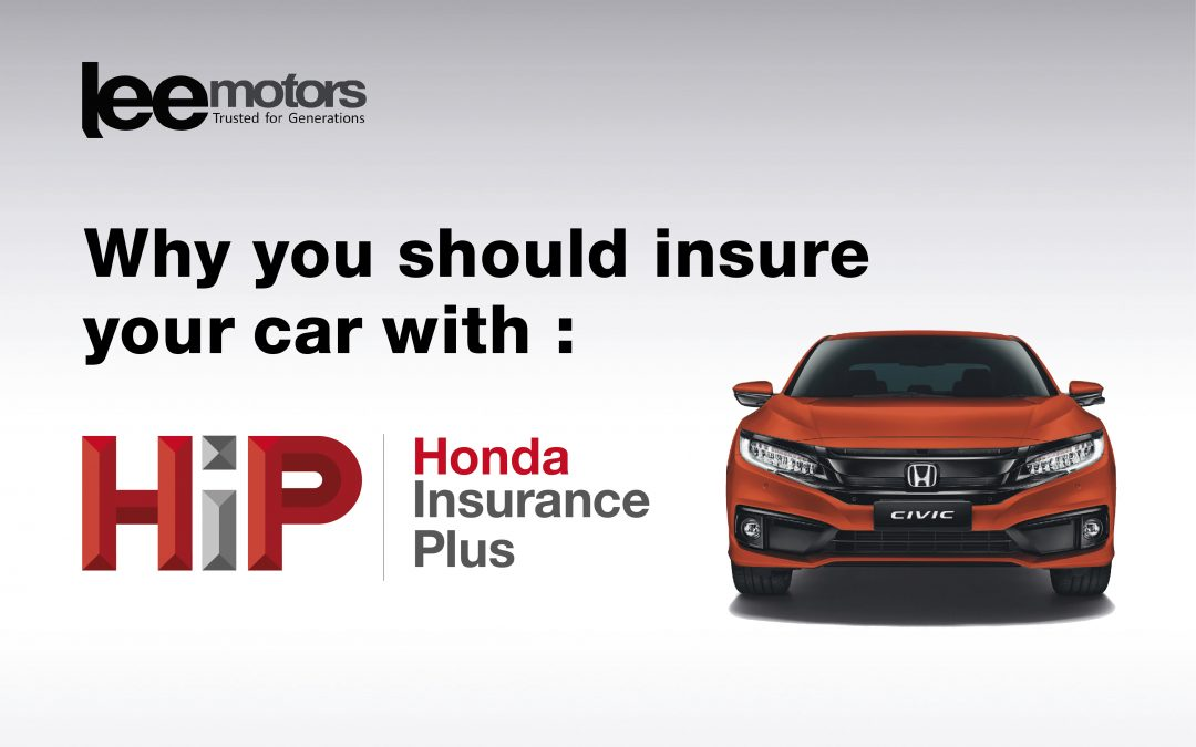 Why You Should Choose Honda Insurance Plus?