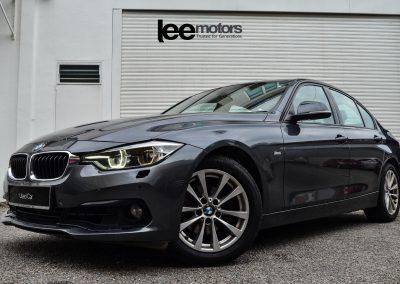 2015 BMW320i Sport