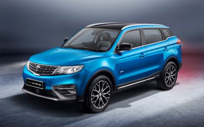 Proton X70 SE is now available for booking.