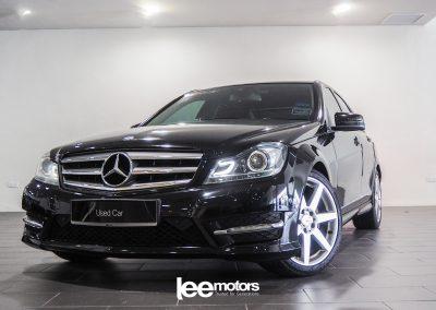 2013 Mercedes C200