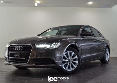 2012 Audi A6 2.0 TFSI (Non Hybrid)